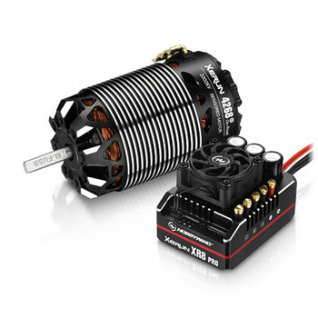 Hobbywing Combo Xr8 Pro G2 Esc & 4268 G3 On 2000Kv Motor (A) picture