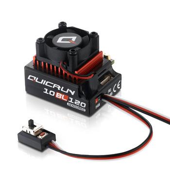 Hobbywing Quicrun 10Bl120 Sensored Brushless Esc (120A) picture