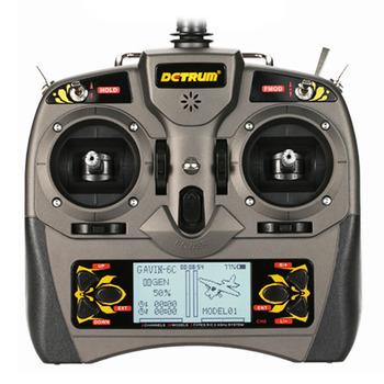 Dynam Detrum Gavin-6c 6ch Digital Radio Tx+rxc7 picture