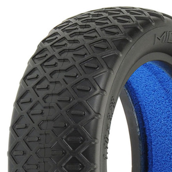 """Proline 'Micron' 2.2"""" Mc 1/10 Off Road Buggy 2wd Front Tyres picture"""