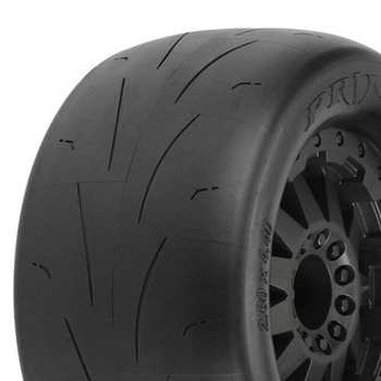 Proline Prime 2.8 All Ter. Tyres On Blk F11 Wheels (Trax) picture