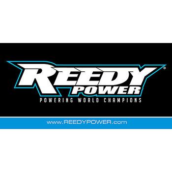Team Associated Reedy Power Vinyl Banner 48 X 24 picture