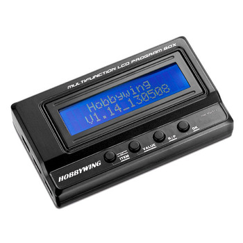 Hobbywing Multifunction Lcd Program Box picture