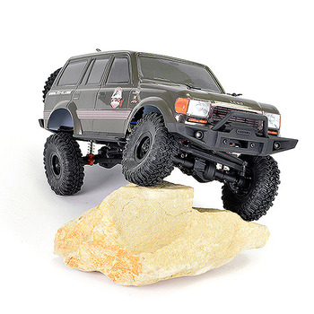 FTX Outback Mini X Lc90 1:18 Trail Ready-To-Run Grey picture