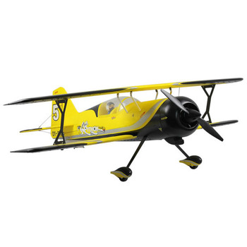 Dynam Pitts Python Model 12 Yellow 1067mm W/O Tx/Rx/Batt picture