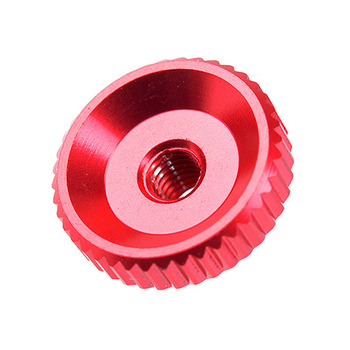 Corally Battery Lock Nut Alu. 1 Pc picture