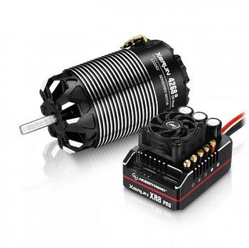 Hobbywing Combo Xr8 Pro G2 Esc & 4268 G3 Off 2200Kv Motor (B) picture