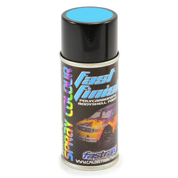 Fast Finish Fluo Blue Spray Paint 150Ml picture
