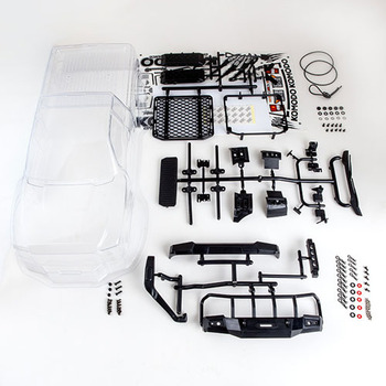 Gmade Komodo Clear Body Shell Set picture