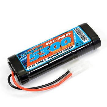 VOLTZ 5300mah 7.2V NiMH STICK PACK BATTERY W/TAMIYA CONNECTOR picture