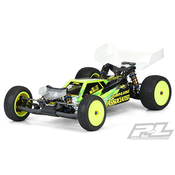 Pro-Line Axis Lightweight Body Clear For Associated B6.1 picture
