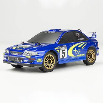 Carisma GT24 Subaru Wrc 4Wd 1/24 Micro Rally Rtr picture