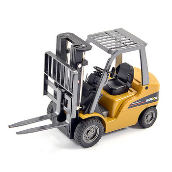 Huina 1/50 Diecast Fork Lift Truck Static Model picture