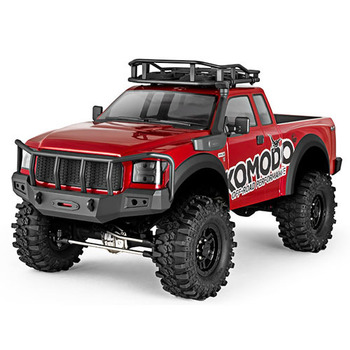 Gmade 1/10 Gs01 Komodo Truck SCale Crawler Kit W/ Etronix Combo picture