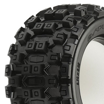 "Proline Badlands Mx28 2.8"" All Terrain Tyres Traxxas Bead picture"