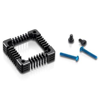 Hobbywing Xerun 3010 Fan Adapter/Case Xr10 Pro G2 Black picture