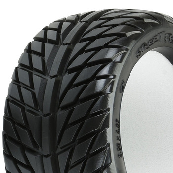 """Proline 'Street Fighter Lp' 2.8"""" Street Truck Tyres F Or R picture"""