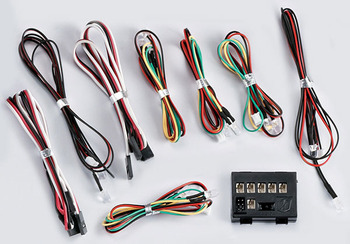 Killerbody Led Light System w/ Control Box (12 Leds) For 1/7 picture