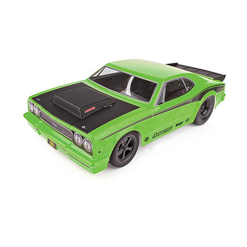 Team Associated Dr10 Drag Race Car Rtr - Green picture