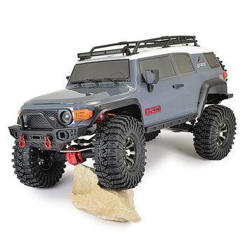 FTX Outback Geo 4X4 Rtr 1:10 Trail Crawler - Grey picture