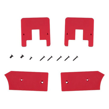 Fms 90MM Super Scorpion Main Landing Gear Door Red picture