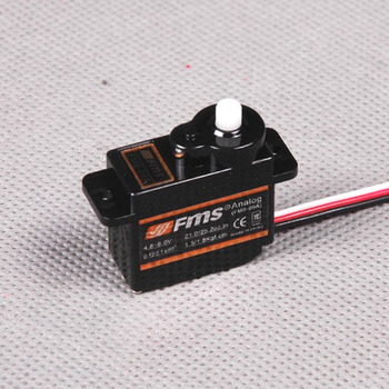 FMS 9G Slow Flap Servo Reverse W/300MM Length Cable picture