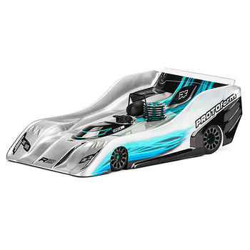 Protoform R19 Body For 1/8Th On Road - Lightweight picture