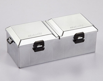 Killerbody Chromed Plastic Tote Box Finished Type Large picture