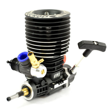 Hobao Hyper 30 Turbo Engine With Pullstart (Turbo Plug) picture