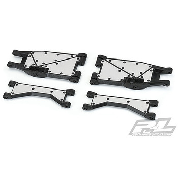 Proline Pro-Arms Upper & Lower Arm Kit F & R For X-Maxx picture