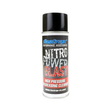 Fastrax 'Nitro Power Blast' Cleaner Spray picture