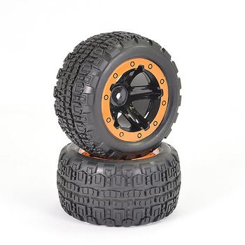FTX Tracer Truggy Wheel/Tyres Complete (Pr) picture