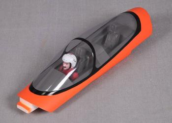 Fms 90MM Super Scorpion Cockpit Orange picture