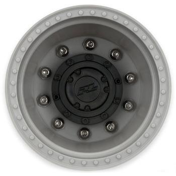 Proline Brawler Clod Buster Grey Wheel Stock Offset picture