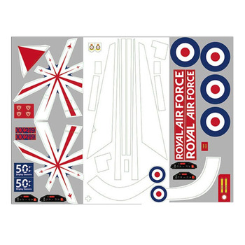 Fms Bae Hawk Decal picture