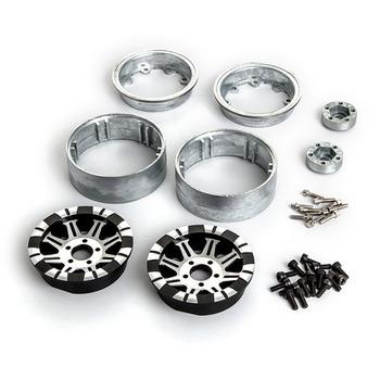 Gmade 1.9 Ar05 5 Lug Aluminium Beadlock Wheels (2) picture