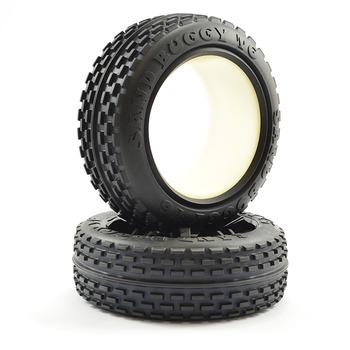 FTX Futura Front Stagger Tyres W/Foam (Pr) picture
