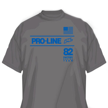 Proline Factory Team Grey T-Shirt (Xl) picture