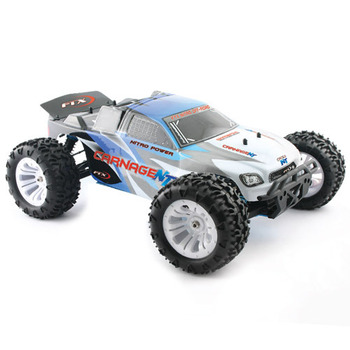 FTX Carnage Nt 4wd Rtr 1/10th Nitro Truck picture
