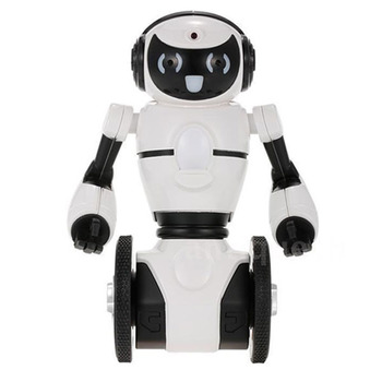 Wl Toys F4 Intelligent Robot App Detect,Dance,Carry,Avoid picture