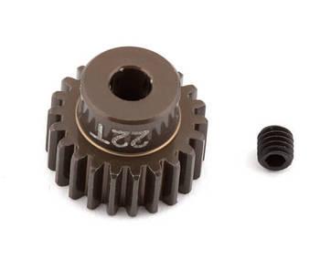 """Team Associated Factory Team Alum. Pinion Gear 22T 48Dp 1/8""""Shaft picture"""
