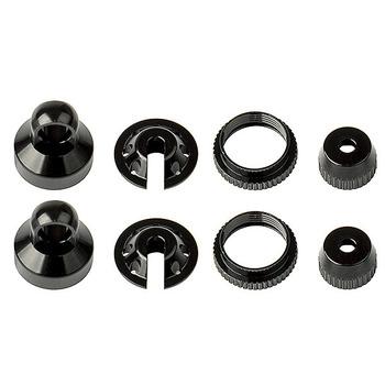 Element RC Enduro Shock Parts, Black Aluminum picture