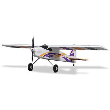 Fms 1220MM Super Ez Trainer V4 Rtf W/Floats & Reflex Gyro picture