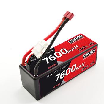 Centro 7200mah 4s 14.8v 100c Hardcase LiPo Battery picture