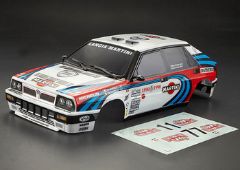 Killerbody Lancia Delta Hf Integrale 16v Finished Body Rally picture
