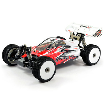 Hobao Hyper Vs 1/8 Rtr Buggy Red W/100a Esc picture