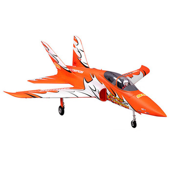 FMS Super Scorpion 90mm Edf Artf W/O Tx/Rx/Batt - Orange picture