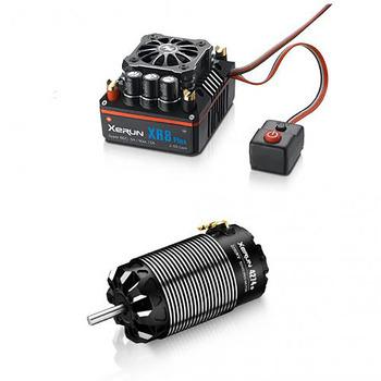 Hobbywing Combo Xr8 Plus Esc & 4274 G3 2250Kv Motor (A) picture