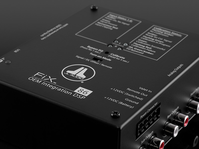 JL Audio » header » News » JL AUDIO Now Shipping FIX™ 86 OEM