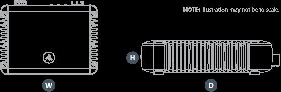 MHD900/5 - Marine Audio - Amplifiers - MHD - JL Audio